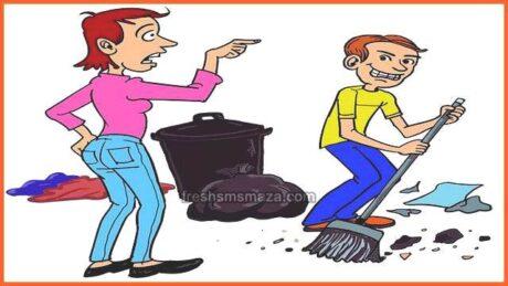 suhagrat ke baad pati patni ke chutkule: पति पत्नी के धमाकेदार चुटकुले